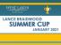 LANCE BRAIDWOOD SUMMER CUP 2021