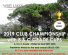 MEN'S CLUB CHAMPIONSHIP – B & C GRADE CUPS